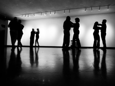 couples dance review class