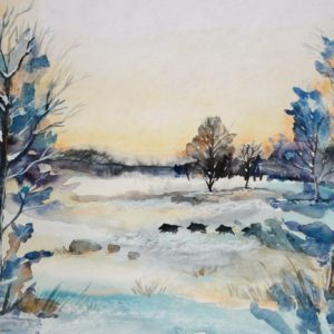 KDO Watercolor scene from free image website