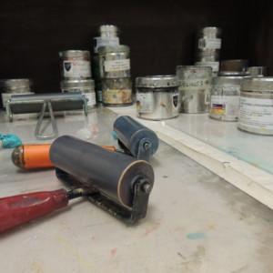 Printmaking-Rollers