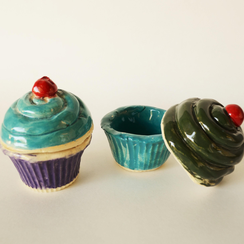 Clay Cupcakes Mark Arts