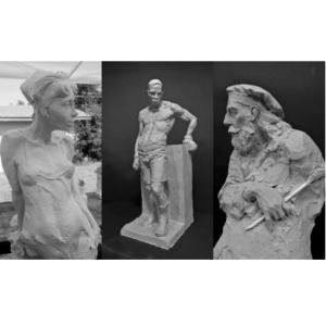 craig campbell-figure sculpting