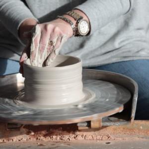 wednesday potters wheel