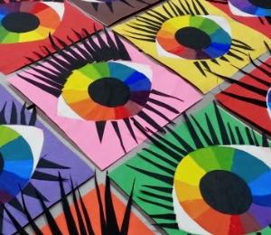Color Pop class - April Morgan