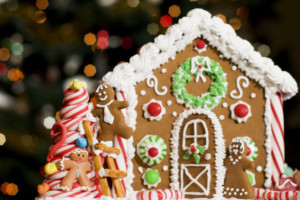 free images of gingerbread houses to color Fresh Structural Gingerbread House Dough Recipe