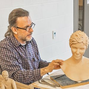 andy patton sculpting