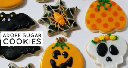 Kara Smith 11 Fall.Halloween Mini Cookie Decorating