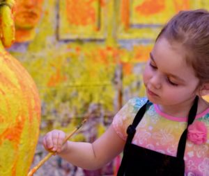 Kids making art2