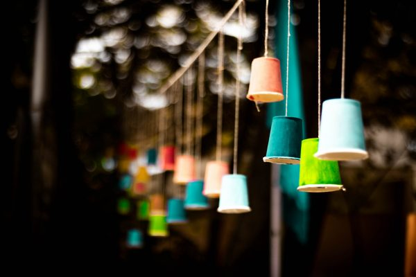 recycled windchime