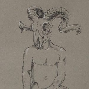 Man with Skull Head_Addie