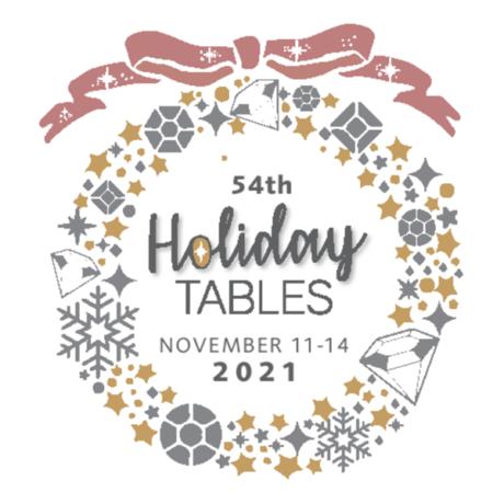 Holiday Tables logo Nov. 11-14