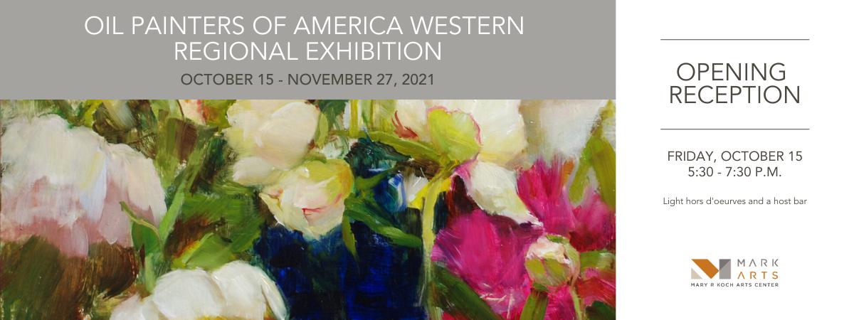 Oil Painters of American Western Regional